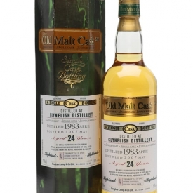 Clynelish 1983 / 24 Year Old / Old Malt Cask Highland Whisky