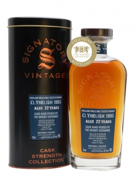Clynelish 1995 / 22 Year Old / Signatory for TWE Highland Whisky