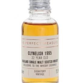 Clynelish 1995 / 22 Year Old / TWE Exclusive / Signatory Highland Whisky