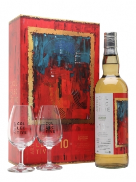 Clynelish 2008 / 10 Year Old / Collective 2.7 / Glass Pack Highland Whisky