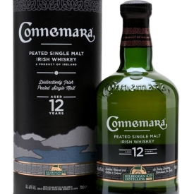 Connemara 12 Year Old Peated Irish Whiskey Irish Single Malt Whiskey