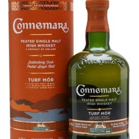 Connemara Turf Mor Irish Single Malt Whiskey