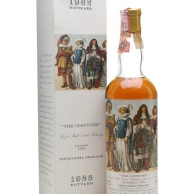 Convalmore 1962 / The Costumes / Moon Import Speyside Whisky