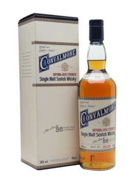 Convalmore 1977 / 36 Year Old Speyside Single Malt Scotch Whisky