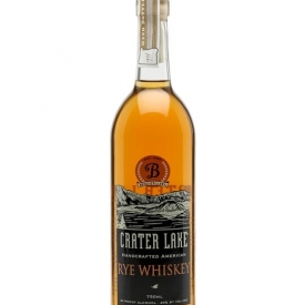Crater Lake Rye American Rye Whiskey