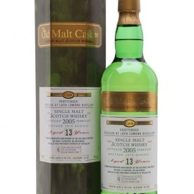 Croftengea 2005 / 13 Year Old /OMC 20th Anniversary Bottling Highland Whisky