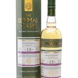 Croftengea 2005 / 13 Year Old / Old Malt Cask Highland Whisky