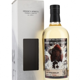 Croftengea 2010 / Hidden Spirits Highland Single Malt Scotch Whisky