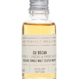 Cu Bocan Creation 2 Sample / Shochu & Virgin Oak Cask Highland Whisky
