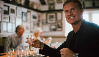David Coulthard Partners With Highland Park Whisky