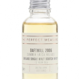 Daftmill Summer Batch Release 2006 Sample / 12 Year Old Lowland Whisky