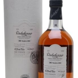 Dalwhinnie 1966 / 36 Year Old Speyside Single Malt Scotch Whisky
