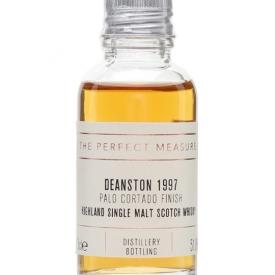 Deanston 1997 Sample / Palo Cortado Finish Highland Whisky