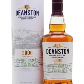 Deanston 2006 / Fino Finish Highland Single Malt Scotch Whisky