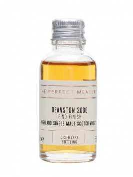 Deanston 2006 Sample / Fino Finish Highland Single Malt Scotch Whisky