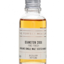 Deanston 2006 Sample / Fino Finish Highland Single Malt Scotch Whisky