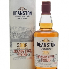 Deanston 2008 / 9 Year Old / Brandy Cask Finish Highland Whisky