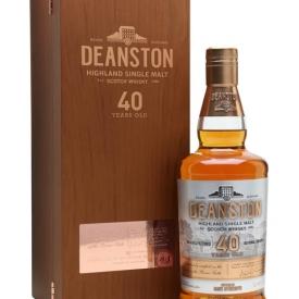 Deanston 40 Year Old Highland Single Malt Scotch Whisky