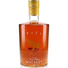Dry Fly Wheat Whiskey / Cask Strength Washington Bourbon Whiskey