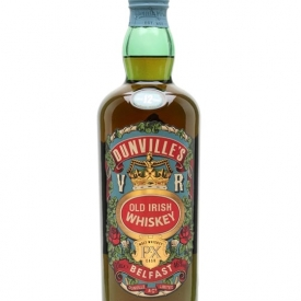 Dunville's 12 Year Old / PX Cask Single Malt Irish Whiskey