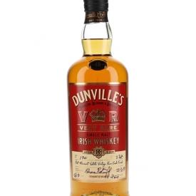 Dunville's 18 Year Old Whiskey Single Malt Irish Whiskey