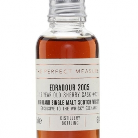 Edradour 2005 Sample / 12 Year Old / TWE Exclusive Highland Whisky