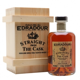 Edradour 2008 / 10 Year Old / Sherry Cask Highland Whisky