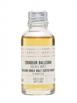 Edradour Ballechin 8 Year Old Double Malt Sample Highland Whisky