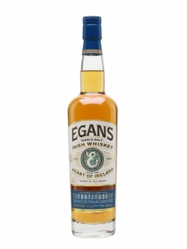 Egan's Fortitude Single Malt Irish Single Malt Whiskey