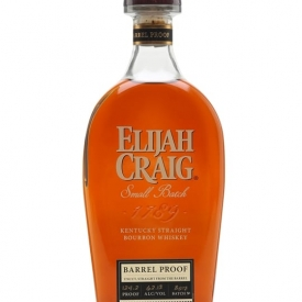Elijah Craig Barrel Proof (62.1%) Kentucky Straight Bourbon Whiskey