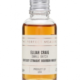 Elijah Craig Small Batch Sample Kentucky Straight Bourbon Whiskey