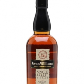 Evan Williams Single Barrel 2010 Kentucky Straight Bourbon Whiskey