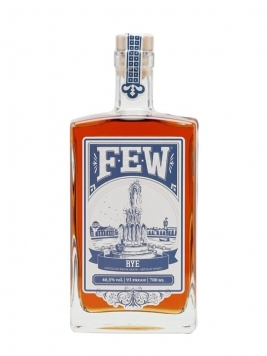 FEW Rye American Rye Spirit Drink