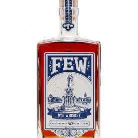FEW Rye Whiskey / Cask Strength American Rye Whiskey