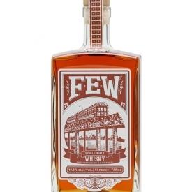 FEW Single Malt Whisky American Bourbon Whiskey