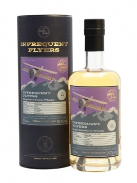 Fettercairn 2007 / 11 Year Old / Infrequent Flyers Highland Whisky