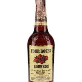 Four Roses 6 Year Old / Bot.1970s Kentucky Straight Bourbon Whiskey