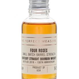 Four Roses Barrel Strength Sample / 130th Anniversary
