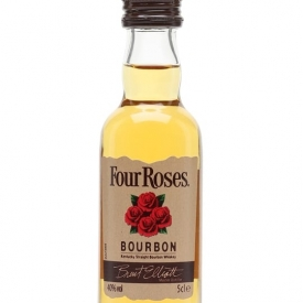 Four Roses Original / Miniature Kentucky Straight Bourbon Whiskey