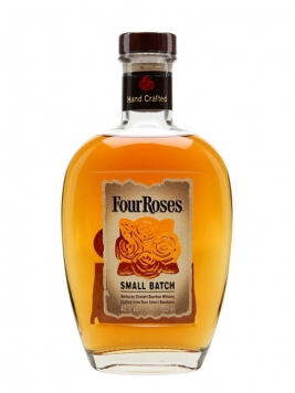 Four Roses Small Batch Bourbon Kentucky Straight Bourbon Whiskey