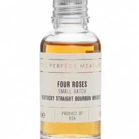 Four Roses Small Batch Bourbon Sample