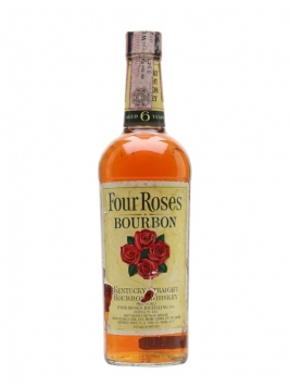 Four Roses Yellow Label 6 Year Old / Bot.1970s