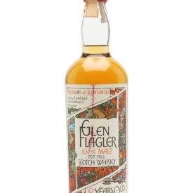 Glen Flagler 8 Year Old / Bot.1970s Lowland Single Malt Scotch Whisky