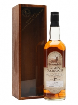Glen Garioch 1970 / 27 Year Old Highland Single Malt Scotch Whisky