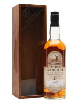 Glen Garioch 1970 / 27 Year Old Highland Single Malt Scotch Whisky