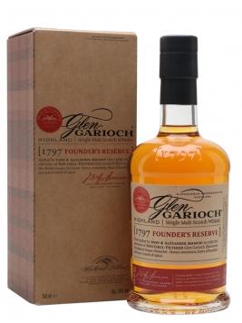 Glen Garioch Founder's Reserve Highland Single Malt Scotch Whisky