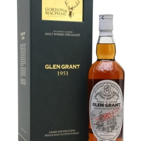 Glen Grant 1951 / 62 Year Old / Gordon & Macphail Speyside Whisky