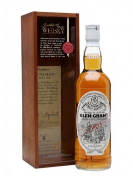 Glen Grant 1951 / Bot.2011 / Gordon & Macphail Speyside Whisky