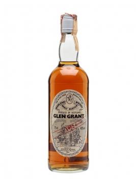 Glen Grant 1952 / Bot.1980s / Gordon & Macphail Speyside Whisky