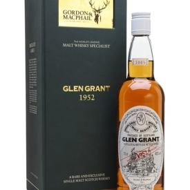 Glen Grant 1952 / Bot.2005 / Gordon & Maphail Speyside Whisky